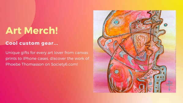 art merch by phoebe thomasson on society6 cool gear iphone cases custom art