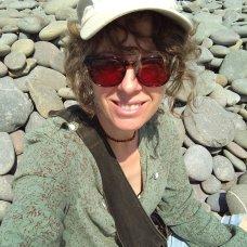 On the beach at Westward Ho! North Devon